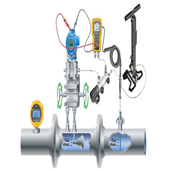 تجهیزات ابزار دقیق در صنایع نفت و پتروشیمی